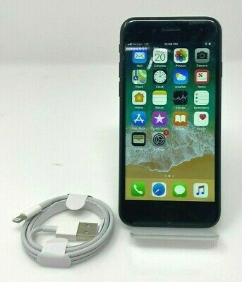 Apple iPhone 7 - 128GB - Black Verizon A1660 CDMA   GSM