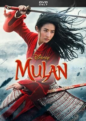 MULAN DVD 2020 BRAND NEW FREE SHIP   cyber monday deal only today
