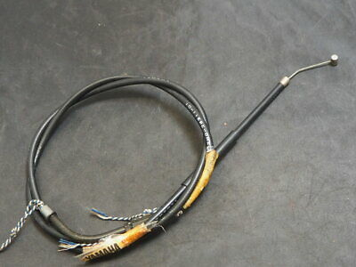 YAMAHA NOS THROTTLE CABLE 1 2M0-26311-01 XS650 79-82 HERITAGE