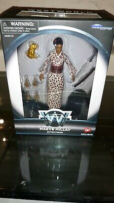Westworld MAEVE MILLAY 7 Walgreens Action Figure Diamond Select Thandie Newton