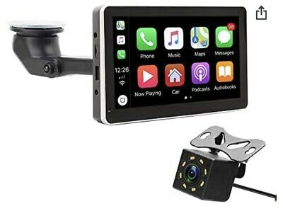 7 LCD Touchscreen for Apple Carplay - Android Auto CarPlay plus Backup Camera