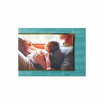 PAPYRUS FATHERS DAY CARD - What a Lucky BABY with a DADDY like You
