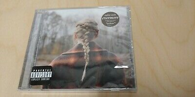 Taylor Swift - Evermore New Sealed CD Explicit