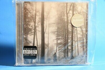 NEWTaylor Swift folklore in the trees Edition Deluxe CD