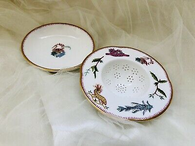 WEDGWOOD Mythical Creatures Tea Leaves Cacher Plate-