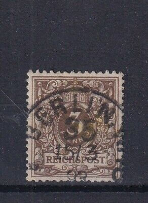 Germany - 1889 To 1900 - Reiches Post - SG46b - CV £ 110-00 - used