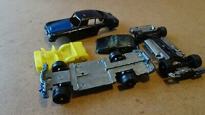 CORGI ROCKETS ASTON MARTIN SPARES OR REPAIR WITH SPARE CHASSIS VINTAGE