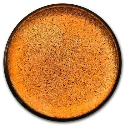 1 oz Copper Round - Blank