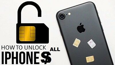 IPHONE UNLOCK SERVICE CHIPS SPRINT BOOST ATT TMOBILE ETC-6s TO 11 PRO MAX ONLY