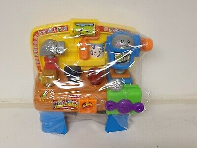 Fisher-Price Laugh And Learn Learning Workbench R7872 Torn Seal