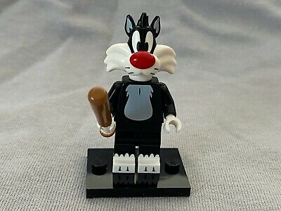New Authentic Lego Looney Tunes Sylvester the Cat  Minifigure