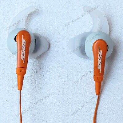 Bose Soundsport In Ear Headphones 3-5mm Wired Charcoal Red Green for iOS Android