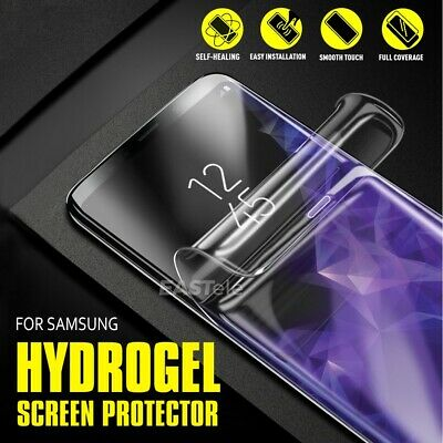 2Pack For Samsung Galaxy S21 Plus S21 Ultra S20 S10 9 SHydrogel Screen Protector