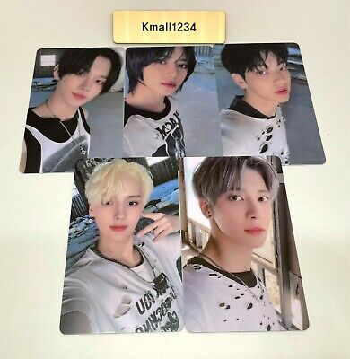 TXT - Chaos Chapter  Freeze  Lucky Draw Limited PS photocard select member
