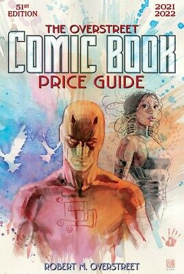 NEW OVERSTREET Comic Book Price Guide 2021-22 51 - PICK YOUR COVER