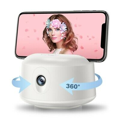 360° Rotation Smart Shooting Selfie Stick Auto Face Tracking for Phone Vlog Live