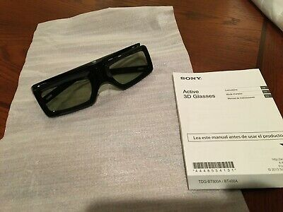 Sony Genuine TDG-BT400A Active 3D Glasses
