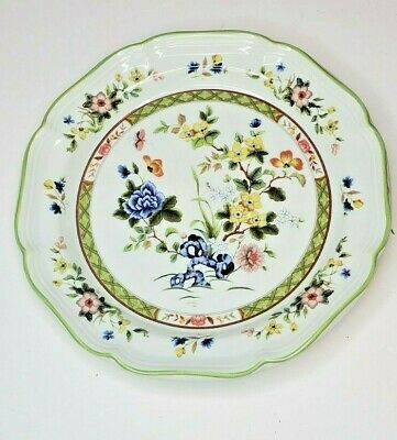 Mikasa Heritage China F2006 Imari Bouquet Plates Dishes Replacements