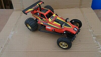 NEW BRIGHT THE APACHE  MODEL CAR SPARES OR REPAIR VINTAGE