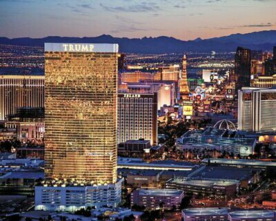 HILTON GRAND VACATIONS AT TRUMP INTERNATIONAL 10500 HGVC POINTS TIMESHARE SALE