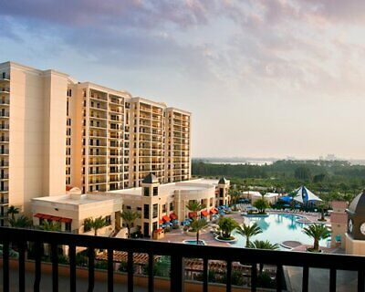 HILTON GRAND VACATIONS AT PARC SOLEIL 8400 ANNUAL HGVC POINTS TIMESHARE SALE