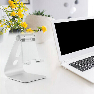 Adjustable Desk Folding Cell Phone Stand Cell Phone Holder for iPad iPhone