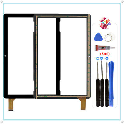For Onn 10-1 Tablet 2APUQW1027 100011886 Touch Screen Digitizer Glass Repair
