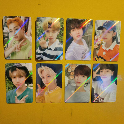 STRAY KIDS  NOEASY   HOLOGRAM PHOTOCARD  WITHDRAMA OFFICIAL PHOTOCARD