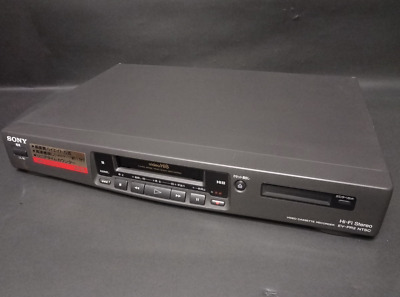 SONY EV-PR2 VCR Hi8 8mm Video Deck Player From Japan Used