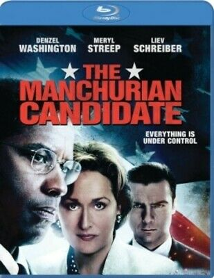 The Manchurian Candidate Used Very Good Blu-ray Ac-3Dolby Digital Dolby D