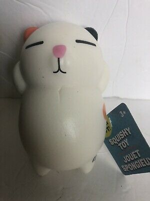 JUMBOW Cute 5 WHITE GHOST Slow Rising Squishes Scented TOY Gifts