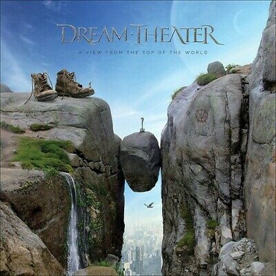 View From The Top Of The World- Dream Theater CD 2021