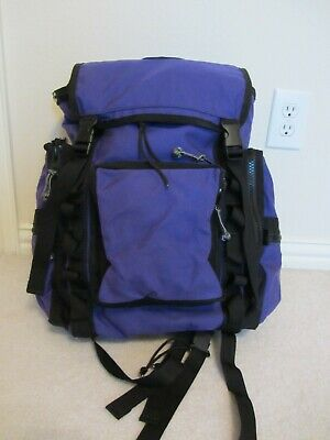 Airborne Carry-on Ruck Sack C-Ruck Amethyst Unused