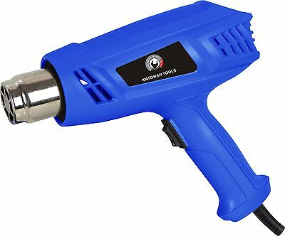 BRAND NEW PRO 1500 Watt Dual Temperature Heat Gun 600°1000° HEAT GUN