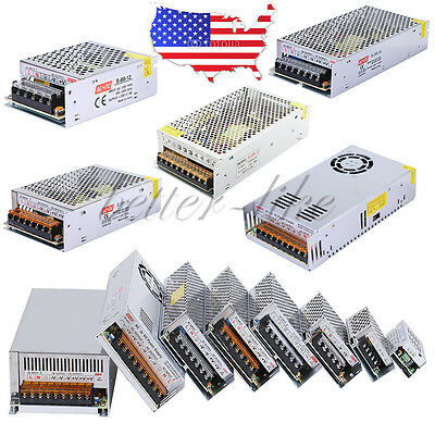 Universal 12V 1351015202530A Switching Power Supply Driver for LED Strip