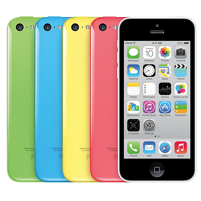 Apple iPhone 5C 16GB Verizon Factory Unlocked Smartphone