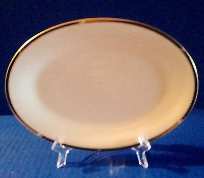 NEW Mikasa Academy 8-75 Oval Butter Server  Tray  Platter  Plate