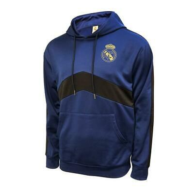real madrid hoodie jacket zip up sweatshirt for mens adults official new 2020