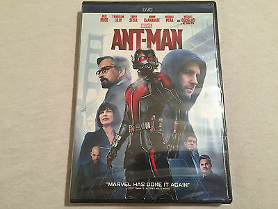 Ant-Man DVD 2015 BRAND NEW - FREE SHIPPING TO THE US