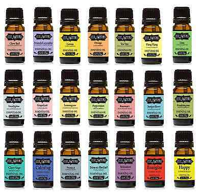 Lisse Essentials 100 Pure And Natural Therapeutic Grade Essential Oils 10 ml