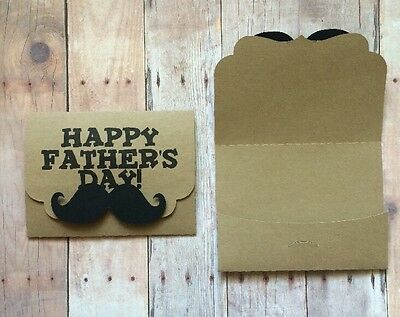 Fathers Day Gift Card Holder • Fathers day • Gift Card • Gift For Dad • Papa