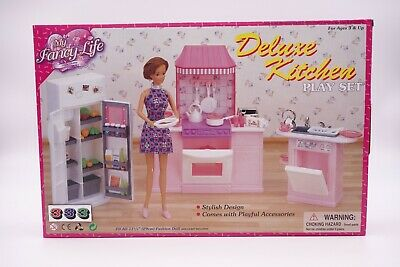 GloriaBarbie Doll Furniture9986 My Fancy Life Deluxe Kitchen