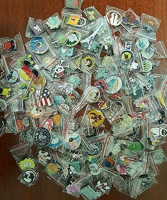 Disney Pins lot of 100 1-3 Day Free Shipping US Seller 100 Tradable