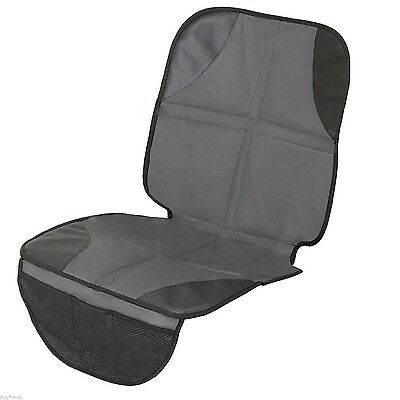 Infant Baby Easy Clean Non Skid watherproof Car Seat Protector Mat Duomat New