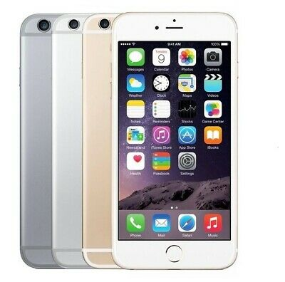 Apple iPhone 6 16GB 64GB 128GB GSMFactory UnlockedSmartphone Gold Gray Silver*