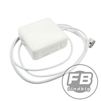 NEW Original 60W Magsafe2 Power charger Adapter for Apple MacBook pro 13 A1435
