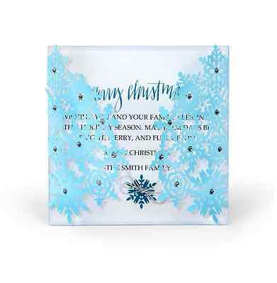 CraftEmotions Die chocolate box scallop Card A5 box 64x64x68 mm 331501