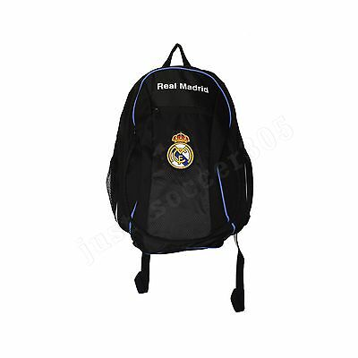 Real Madrid  backpack school  mochila bookbag  cinch shoe bag official Ronaldo 7