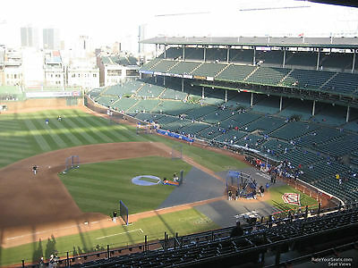 2 Chicago Cubs VS New York Yankees Tickets 55