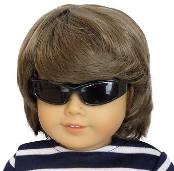 Sunglasses made for 18 American Girl or Boy Doll Clothes New
